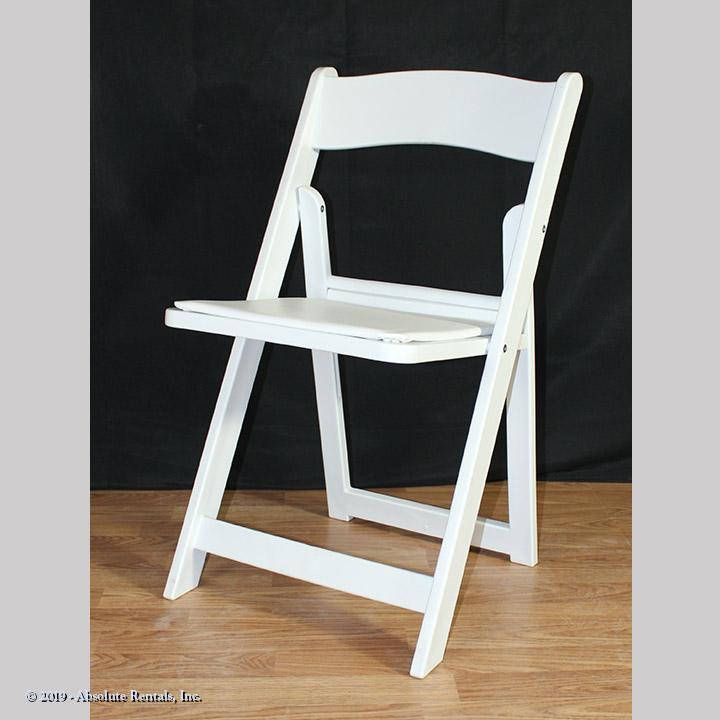 Chair-Folding-Wood-White
