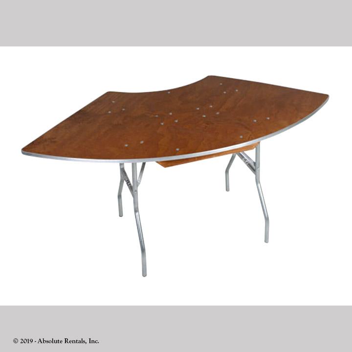 serpentine-corner-table-rental