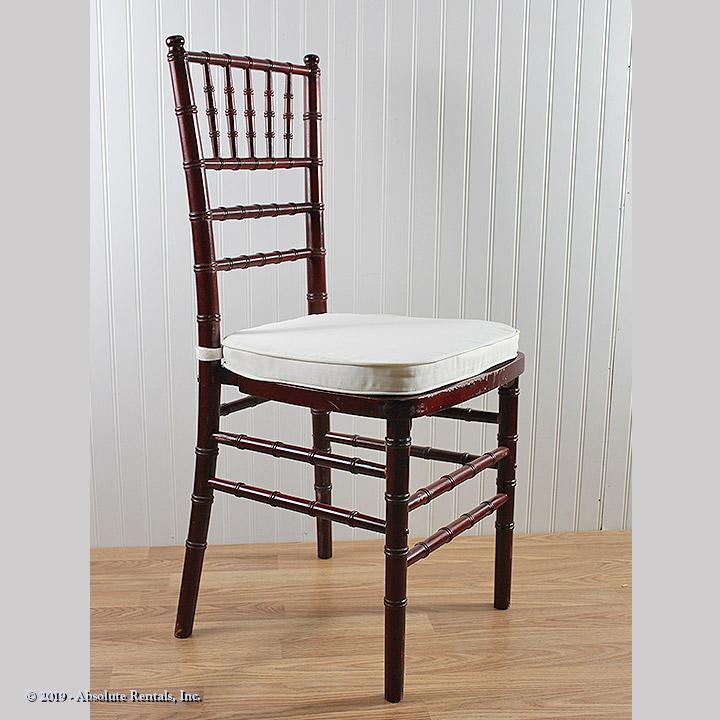Chair-Chiabari-Mahogany-White